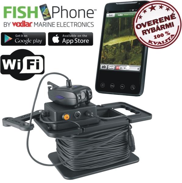 WiFi Podvodná kamera od VEXILAR