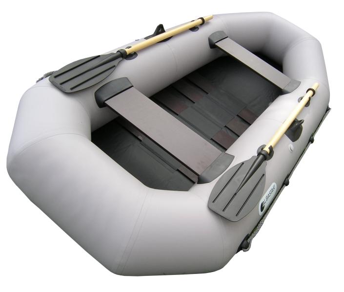 Albastar člny DELTA 250 lamely DELTA 250 šedý
