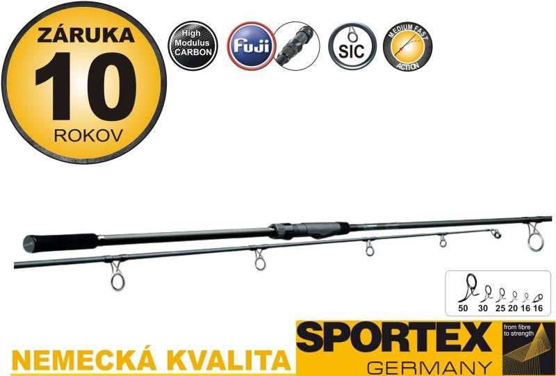 Rybářský prut - SPORTEX - Catapult Spod - Dvoudílný