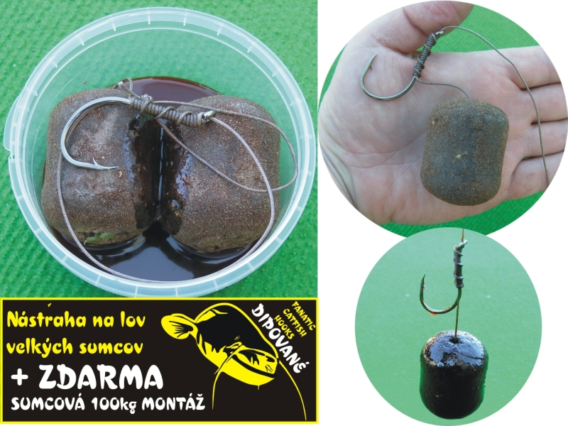 Fanatic Catfish  Hooks - Pijavice