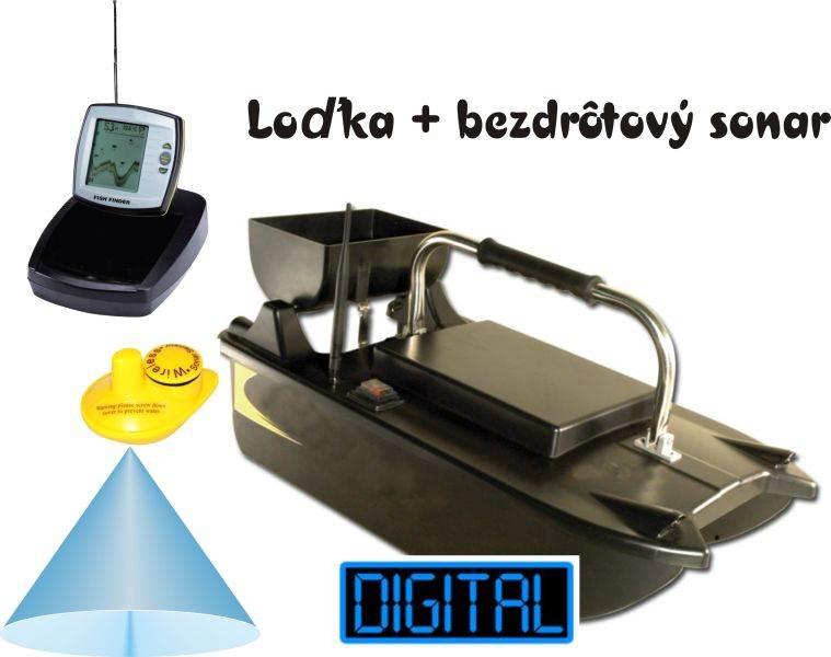 Akce Zavážecí loďka a bezdrátový sonar