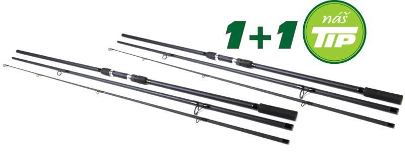 Akce 1+1 - Kaprový prut 3,6m/2,75lb