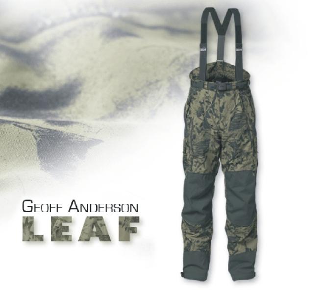 Urus 3 leaf kalhoty GEOFFAnderson XS