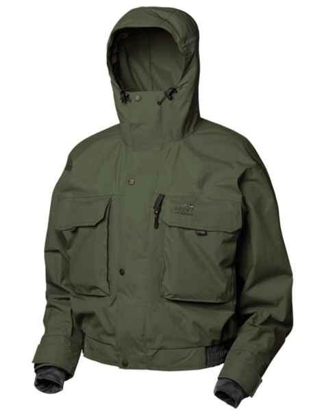 Membránová bunda GEOFF RAPTOR 4 zelená XXXL