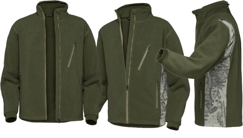 GEOFAnderson bunda XANTI 2 zelená vel.XL
