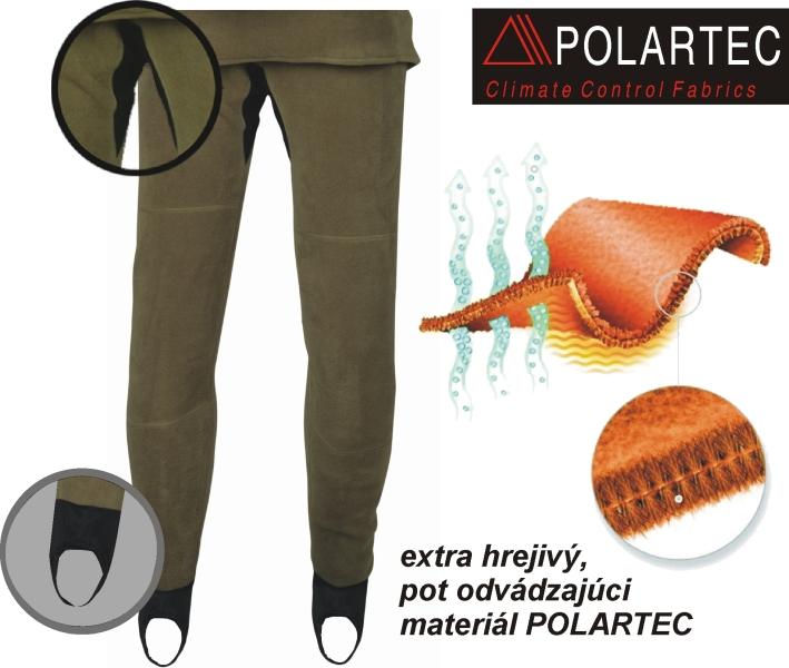 THERMAL Pro kalhoty termo flís GEOFFAnderson S
