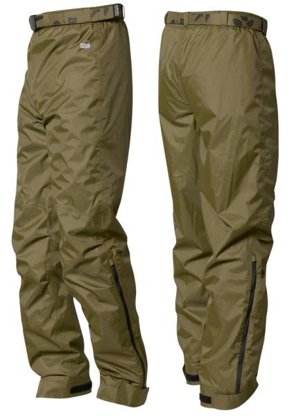 XERA 2 kalhoty GEOFFAnderson olivově zelená S