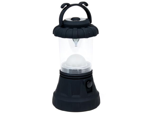Camping rybářská lampa 11 LED Kulatá