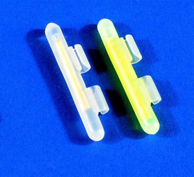Světlo chem.s klip.na uchycení na špičku 3,3-3,7mm
