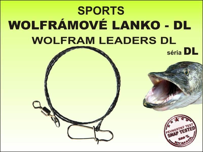 Wolfram lanko (bal.2ks) 45cm/35kg