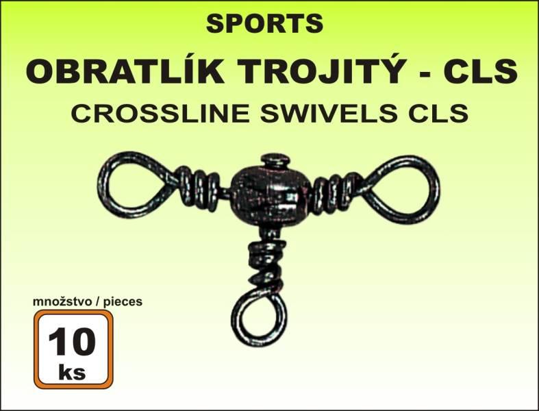 Trojitý obratlík Sports CLS (bal.10ks) vel.12/15kg