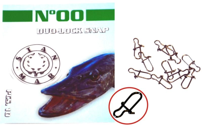 Karabinka Nr.000 cena sáček (bal.10ks)