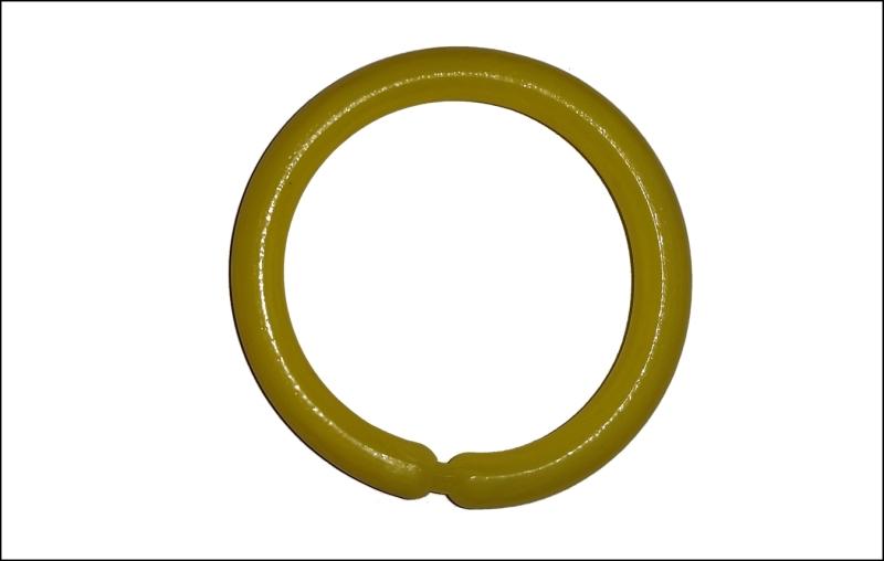 Signální kroužek - SPORTS velký žlutý