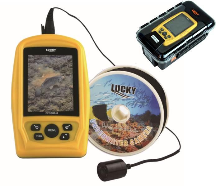 Podvodní kamera Lucky