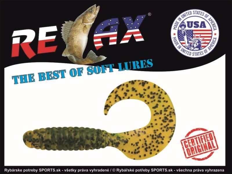 RELAX Twister 5  VR5 (9cm)cena1ks/bal10ks 6013
