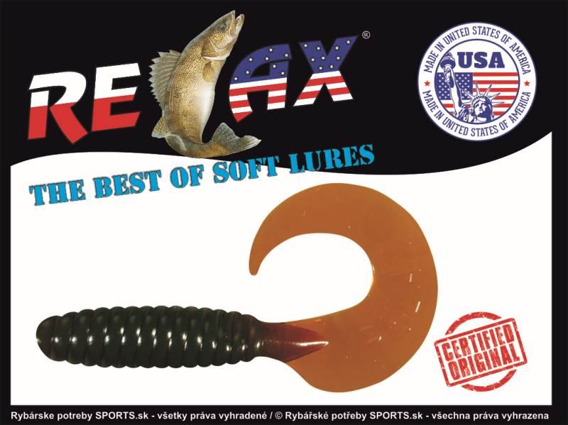 RELAX Twister 5  VR5 (9cm)cena1ks/bal10ks 6028
