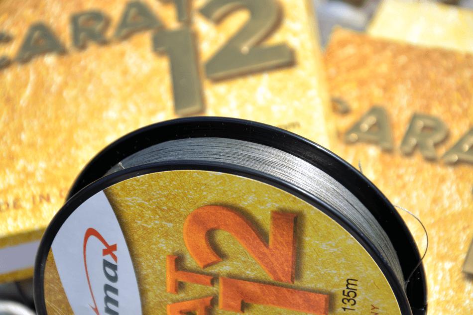 Pletená šnúra Carat12 od Climax