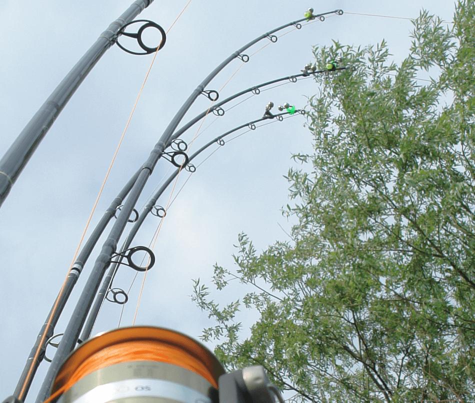 Lov sumců vyžaduje opravdu kvalitní, silnou rybářskou výbavu.