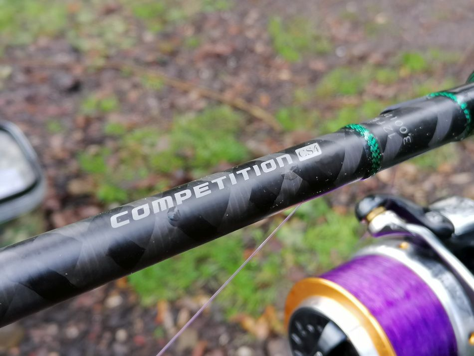 Recenzia : Sportex Competition CS-4