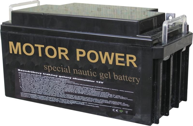 Akumulátor bezúdržbový 12V / 65Ah