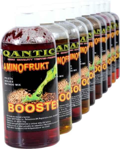 QANTICA aminofrukt booster 500ml Jahoda
