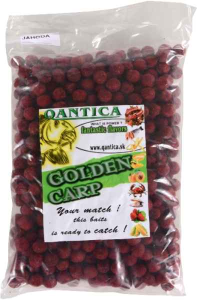 GOLDEN CARP boilies 1kg 20mm Monster krab