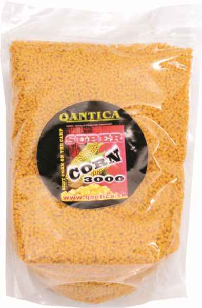 QANTICA Method micro pelety 2mm / 1kg World class,Halibut-Ryba