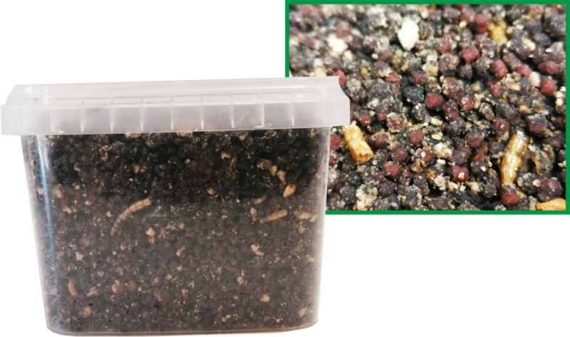 Qantica Method Feeder micro mass Fish + Bioplasma 600g