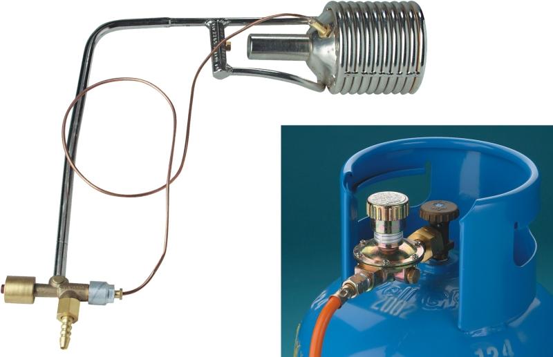 Spirálový hořák-70 kW