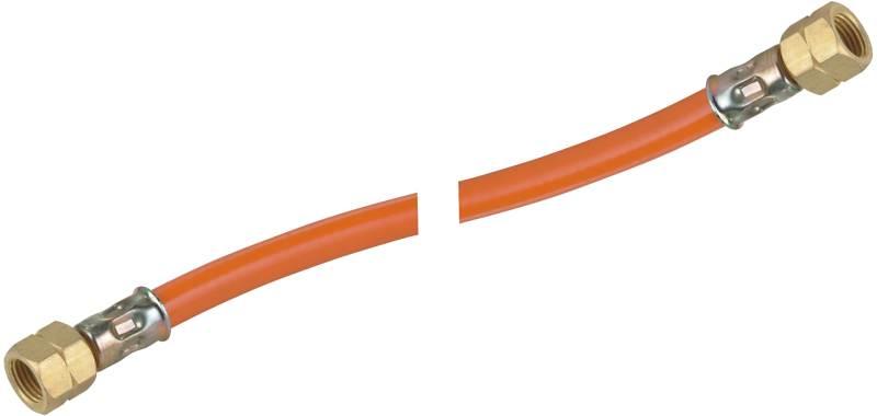 Hadice 0,8m s koncovkami 2 x G1/4 palce L