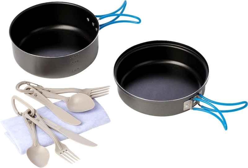Kempinkové nádobí pro dvě osoby