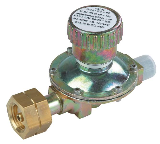 Regulátor tlaku 0,5 - 4 BAR(bez manometru)