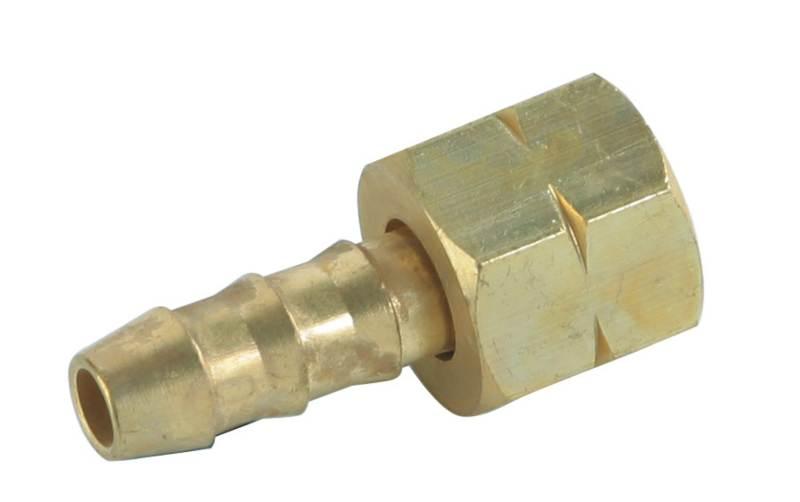 Nátrubek 8 s maticí G1/4 palca L