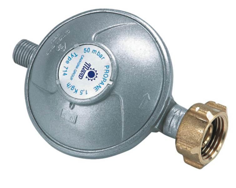 Regulátor tlaku 50mbar,trn