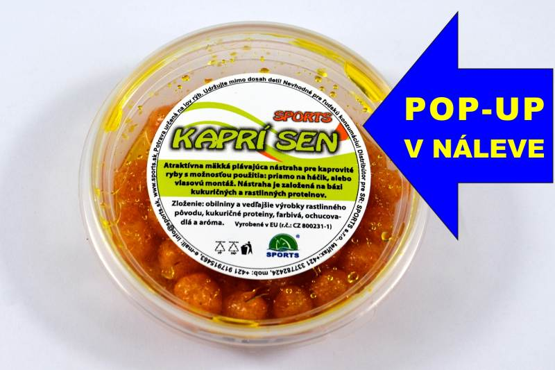 Pop-Up v nálevu 50g - Monster Krab