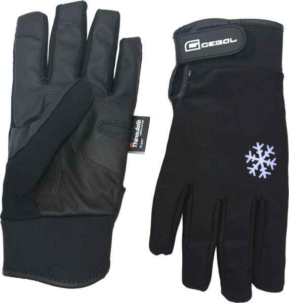 Zimní rukavice s 3M Thinsulate podšívkou 10
