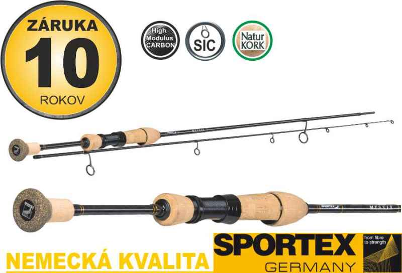 Sportex MY1900 Mystix Trout 1-7g, 195cm