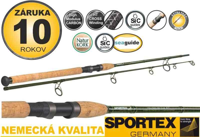 Sportex HD3008 Huchen de Lux XT 150g 300cm