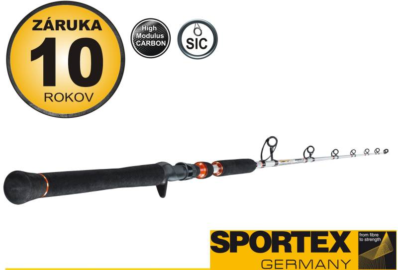SPORTEX - Turbo Cat Vertical-TC1808,185cm,150-200g