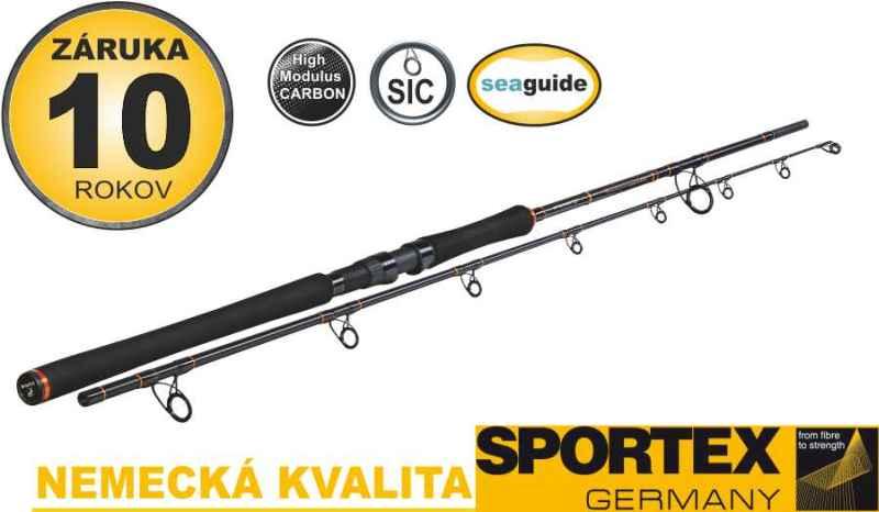 Sumcové pruty SPORTEX Catfire spin 2-díl 240cm 70-190g