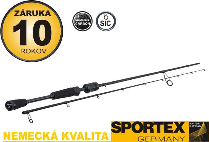 SPORTEX-Nova ULR,PT1800,185cm,1-5g
