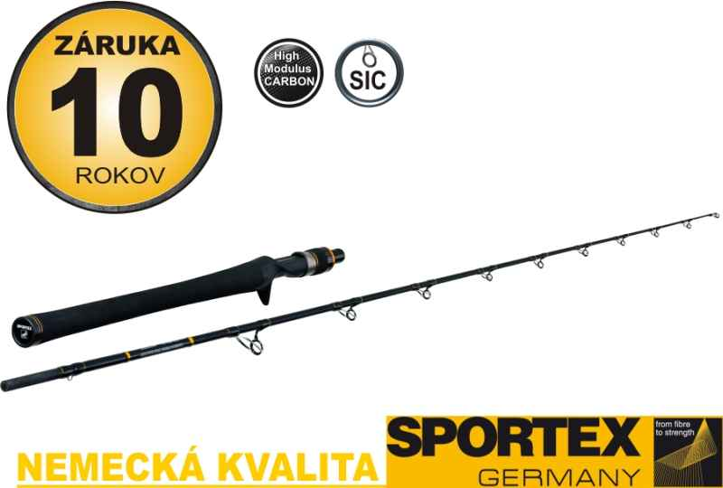 SPORTEX-Nova Jerk (Baitcast),PT1814,180cm,80g