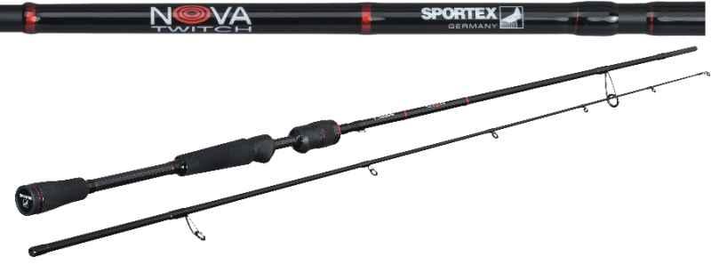 SPORTEX- NOVA TWITCH -PT 1900, 195cm, 10g