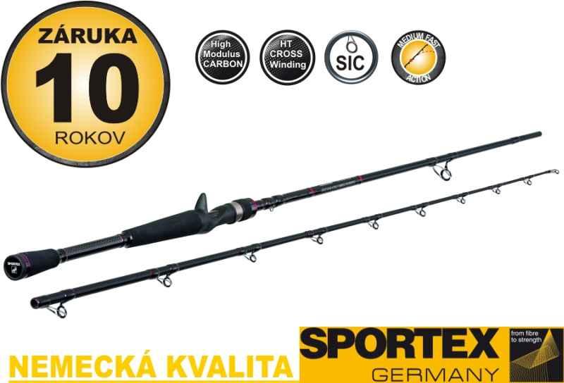 SPORTEX-Nova Twitch Heavy (Baitcast),PT2015,200cm,100g