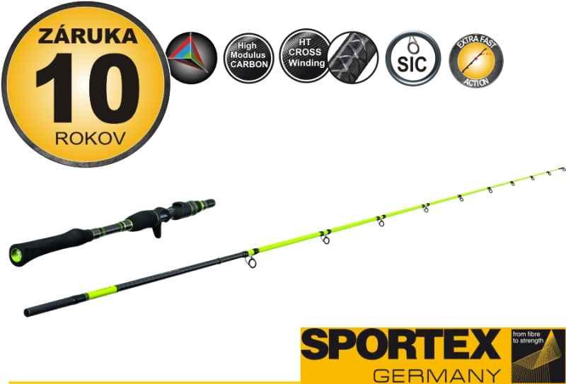 Sportex STYX-T (Triggerhandle),XT2221,220cm,82-120g