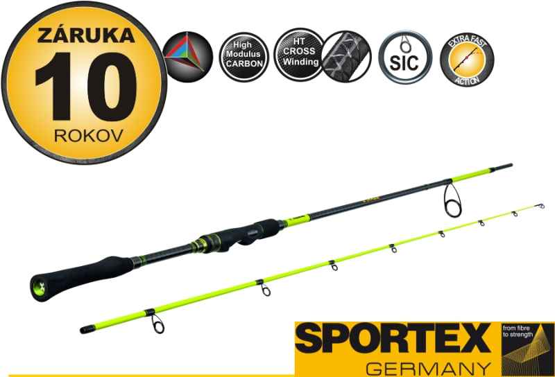 SPORTEX-STYX-B,XB2400,240cm,20g