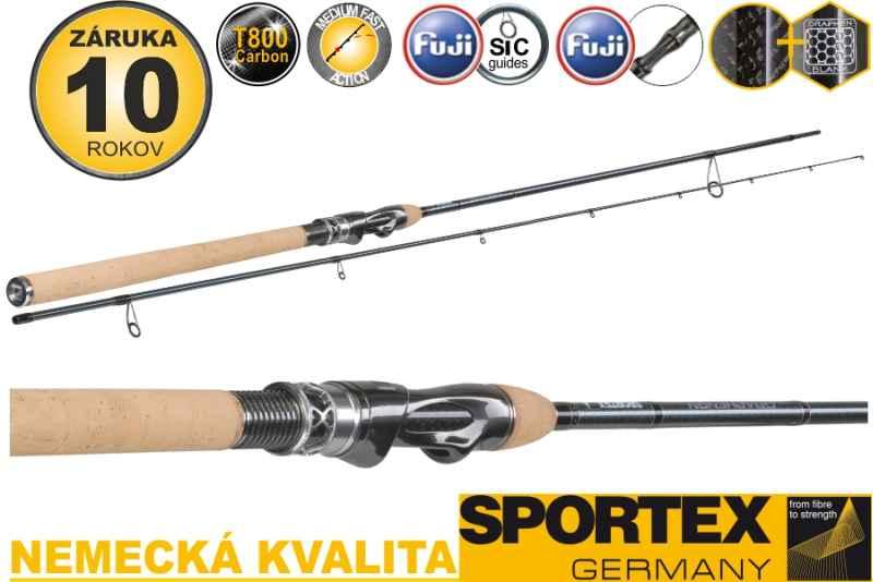 Sportex Graphenon Seatrout 2-díl 275cm / 25g