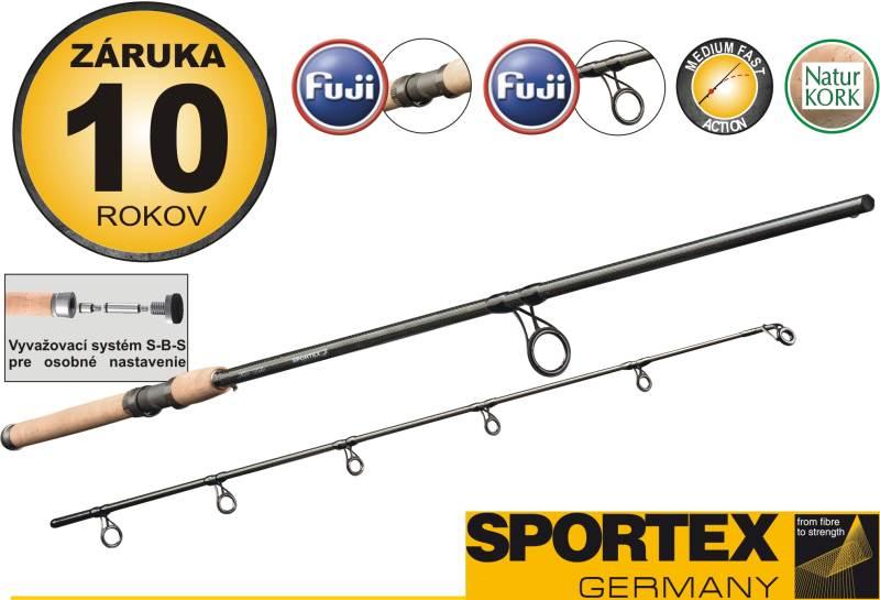 SPORTEX - KEV PIKE - SP 2755,275cmm, 40-80g
