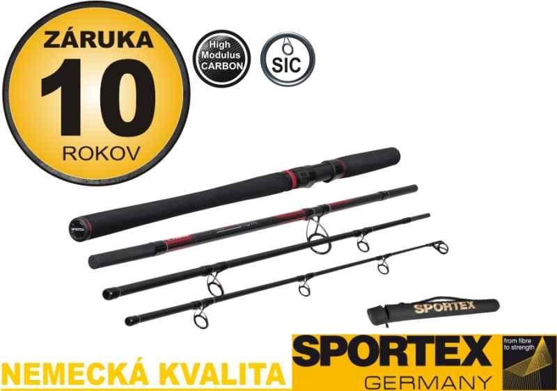 Sportex Magnus Travel Spin,MT2405,240cm,100g