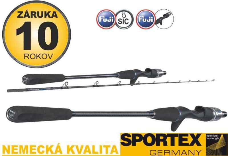 Sportex Mastergrade jigging 190cm / 150g